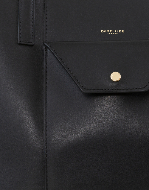 DeMellier - Miami Black Leather Tote