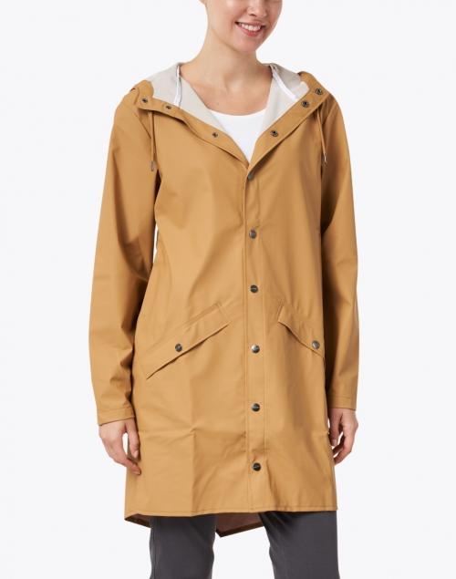 Rains - Camel Raincoat