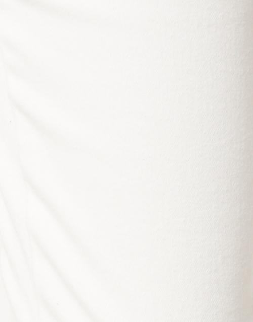 Escada Sport - White Sailor Stretch Denim Jeans