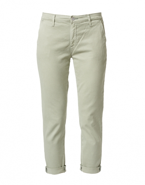 AG Jeans Caden Light Sage Green Trouser