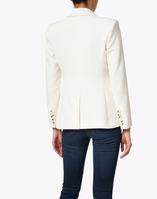 Veronica Beard - Miller White Essential Dickey Jacket