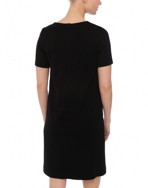 Marc Cain - Black Ponte Dress