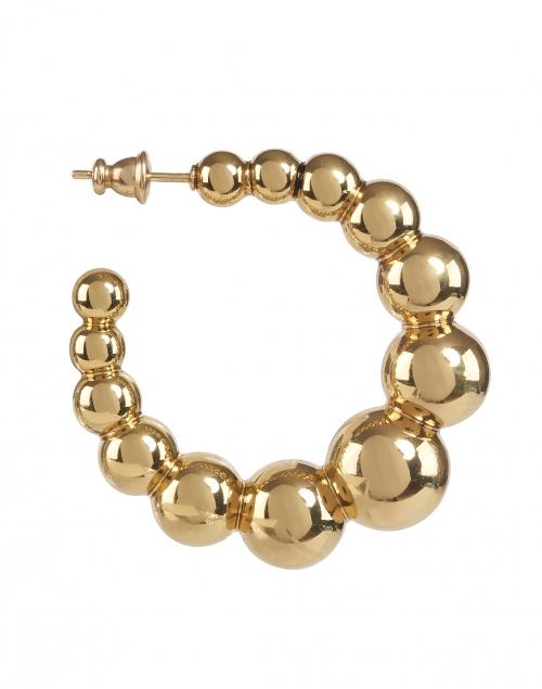 Gas Bijoux - Andy Gold Hoop Earrings