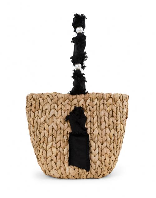 Pamela Munson - Petite Isla Bahia Pearl Bucket Bag