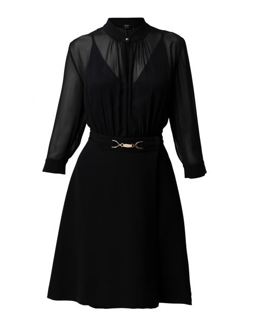 Seventy - Black Long Sleeve Dress
