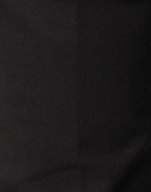 Joseph - Tafira Black Gabardine Stretch Pant