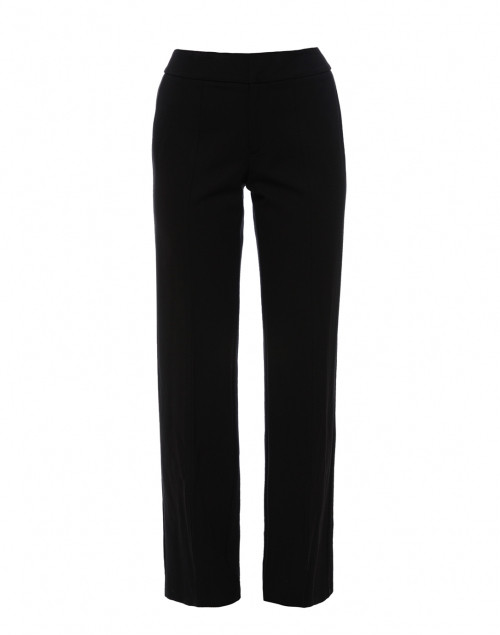 Peace of Cloth - Fabianne Black Paramount Knit Pant