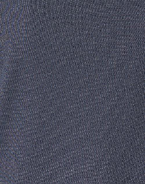 Weekend Max Mara - Navarra Navy Cotton Tiered Dress