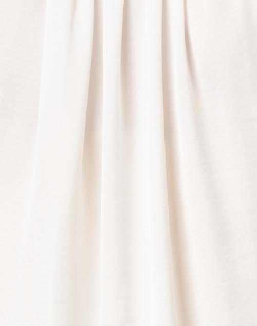 Kobi Halperin - Caprice Ivory Hammered Silk Blouse