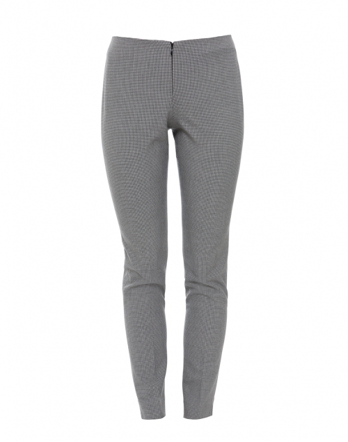 Peace of Cloth - Jasmine Black and Grey Houndstooth Pant
