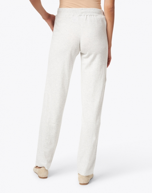 Kinross - Light Beige Cotton Lounge Pant
