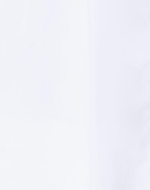 Finley - Crosby White Silky Poplin Top