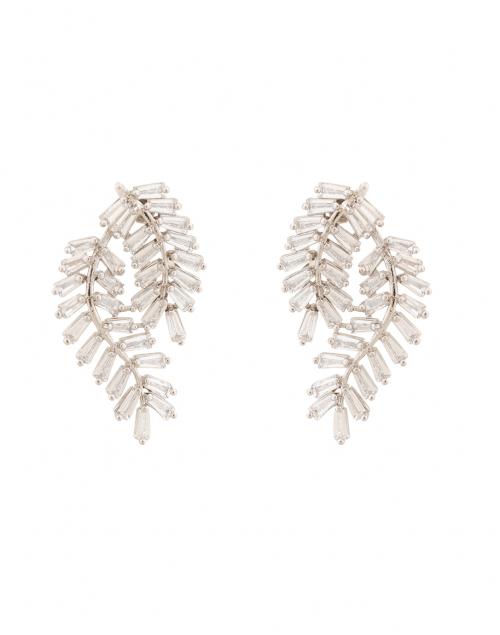 FALLON - Deco Fern Stud Earrings