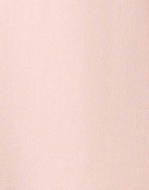 Jane - Muriel Rose Pink Wool Crepe Dress