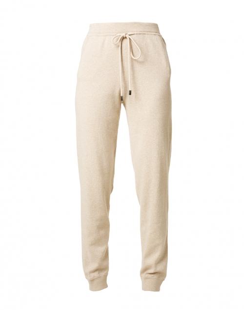 Repeat Cashmere Beige Cotton Jogger Pant