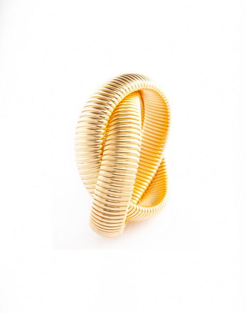 Janis by Janis Savitt - Gold Twist Cobra Bracelet