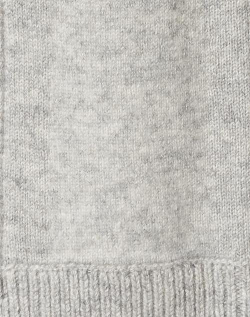 Veronica Beard - Grey Essential Cashmere Hoodie Dickey