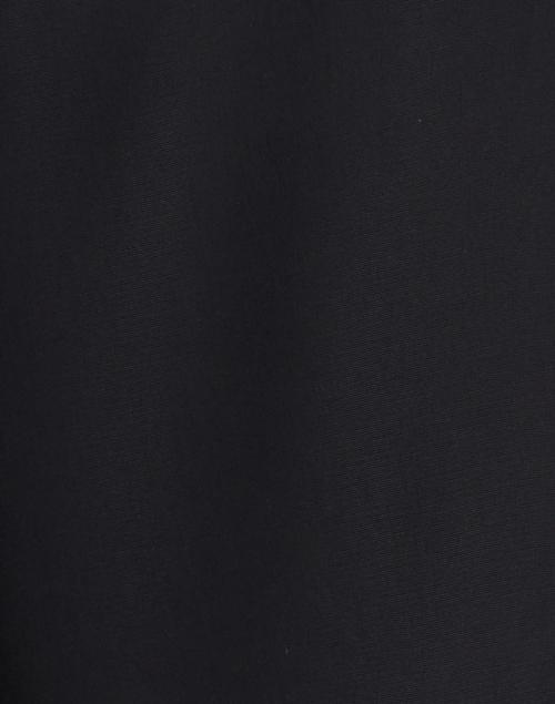 Shoshanna - Abbey Black Stretch Crepe Dress
