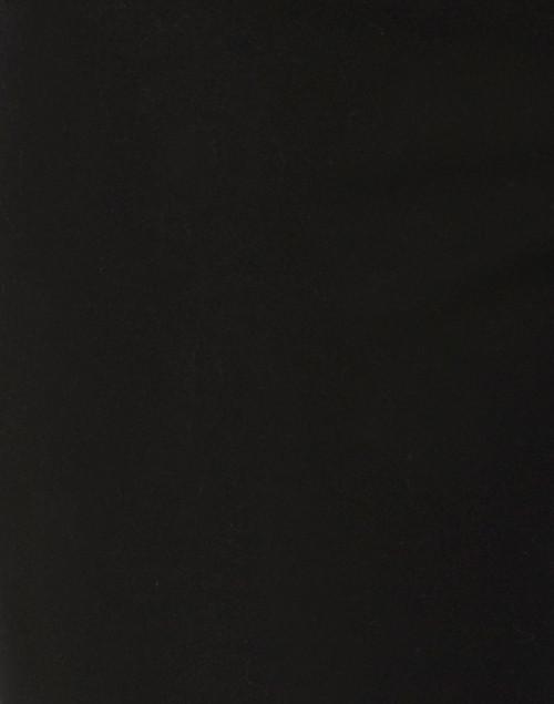 Ecru - Madison Black Cotton Power Stretch Pant
