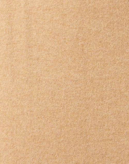 Margaret O'Leary - Cora Camel Cashmere Cotton Dress