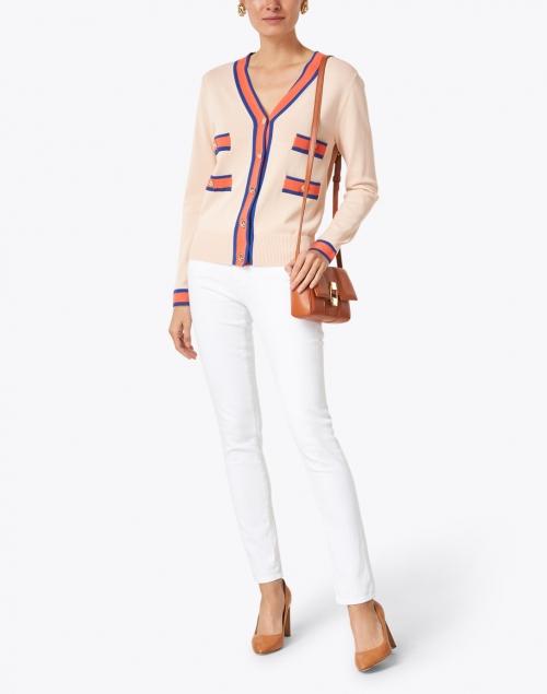 DeMellier - Mini Alexandria Deep Tan Smooth Leather Crossbody Bag