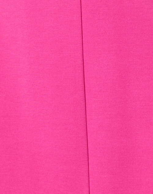 Jude Connally - Avery Magenta Ruffle Dress