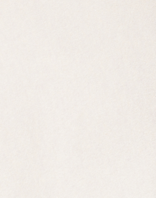 Kinross - Birch Beige and Grey Cashmere Poncho