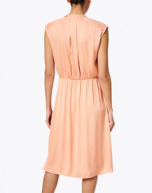 Brochu Walker - Austin Peach Satin Dress