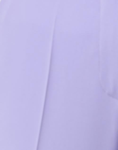 Max Mara Studio - Jerta Lilac Cady Tapered Pant