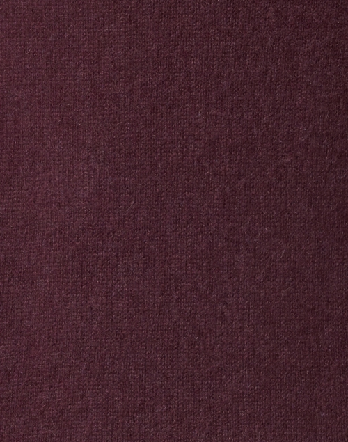 White + Warren - Mahogany Essential Cashmere Cardigan
