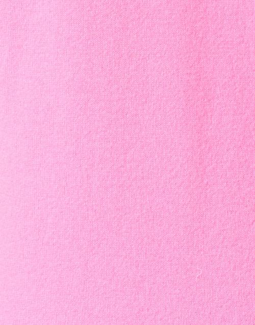 Kinross - Rosette Pink Cashmere Sweater