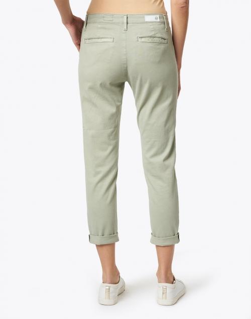 AG Jeans - Caden Light Sage Green Trouser