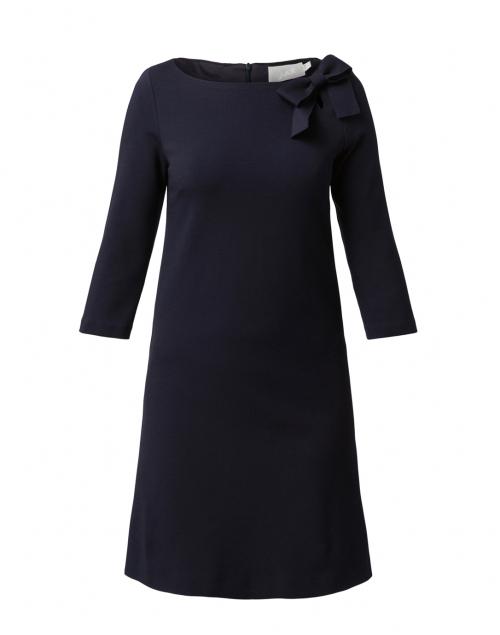 Goat - Jemma Dark Navy Jersey Tunic Dress