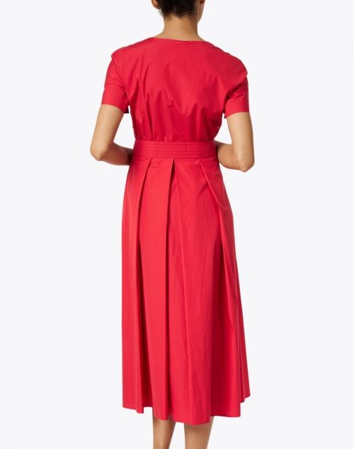 Max Mara Studio - Agre Red Cotton Dress