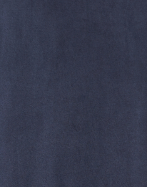 Majestic Filatures - Navy Cupro Stretch Tee
