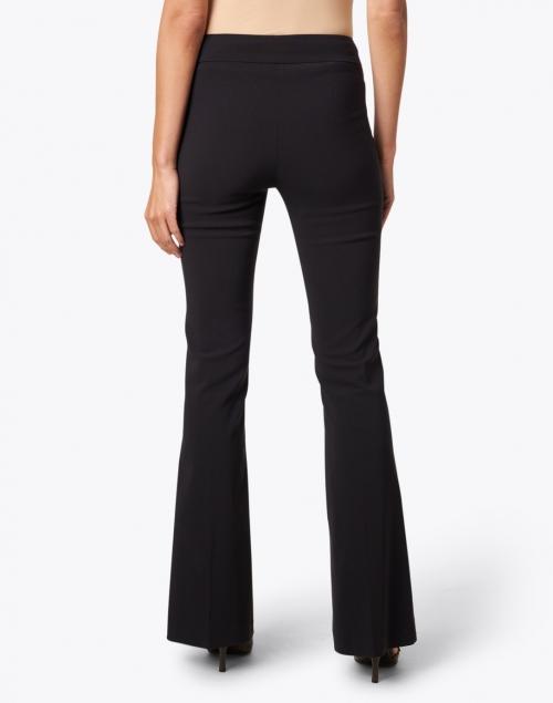 Avenue Montaigne - Bellini Black Signature Stretch Pull-On Pant