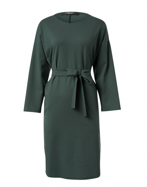 Weekend Max Mara - Libico Green Jersey Dress