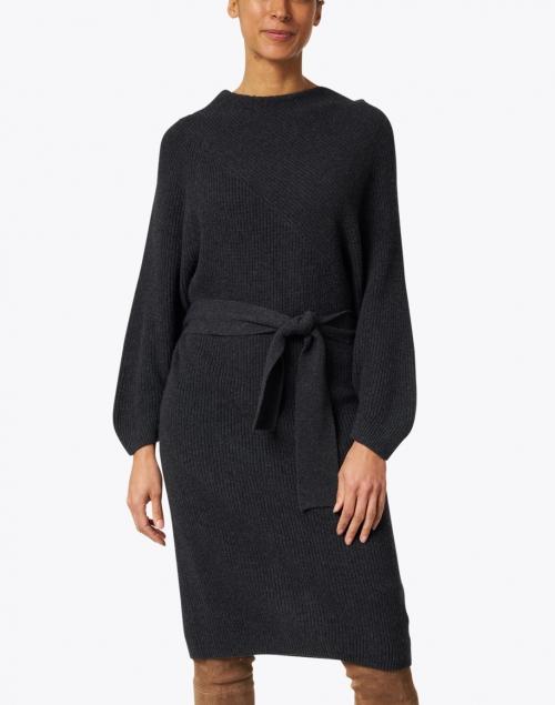 Brochu Walker - Leith Charcoal Melange Dress