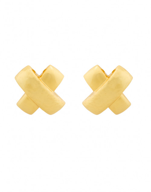Julie Vos - Catalina X Clip-On Earrings