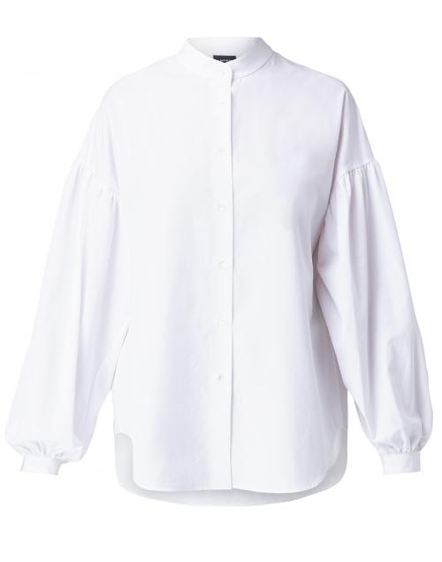 Aspesi White Cotton Shirt