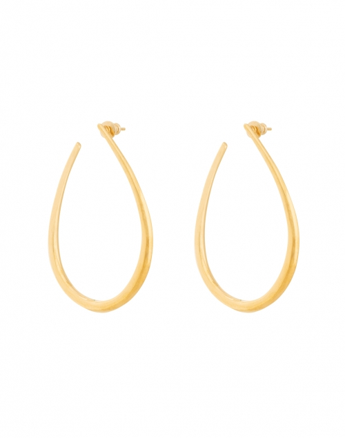 Gas Bijoux - Bobo Gold Post Earrings