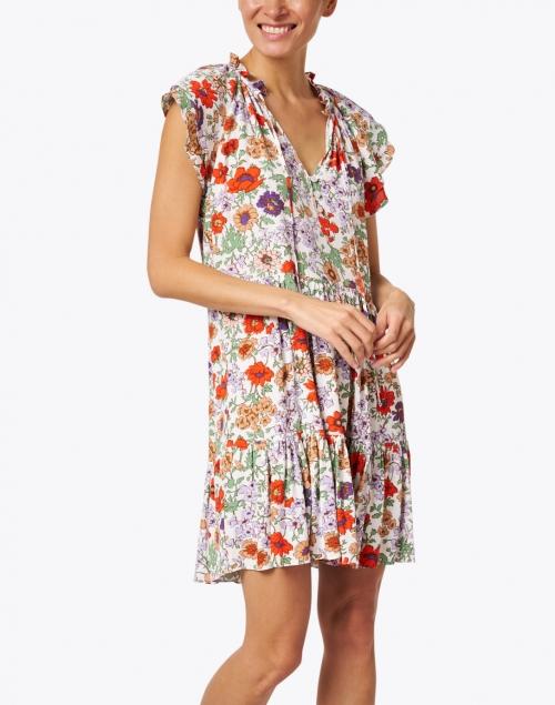 Veronica Beard - Zee Multi Floral Dress