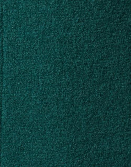 Saint James - Agnes Forest Green Wool Coat