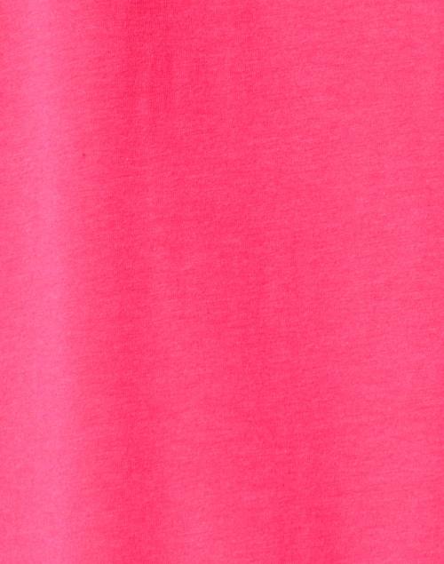 Southcott - Carnation Fuschia Bamboo Cotton Top