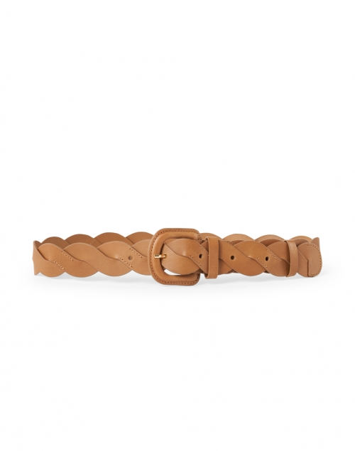 Loeffler Randall - Deidre Camel Wavy Pieced Belt