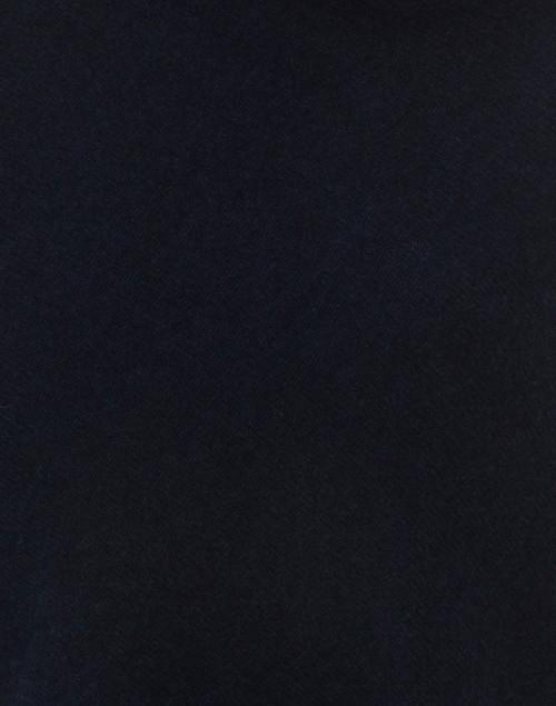 Minnie Rose - Midnight Blue Cashmere Ruana