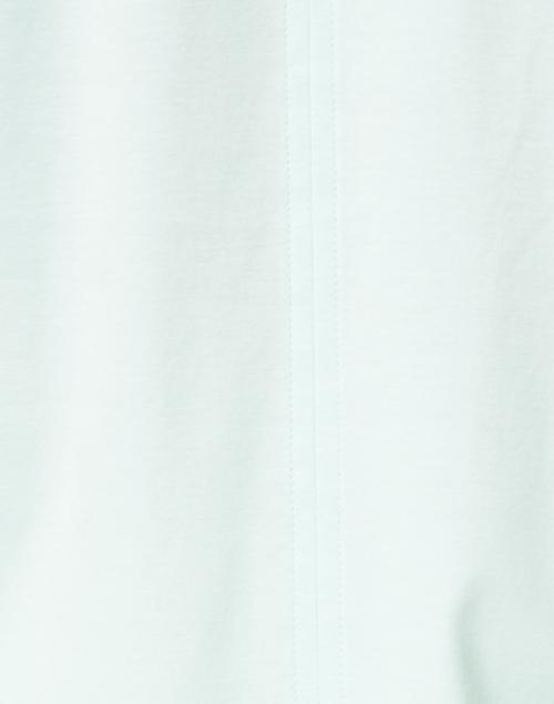 Marc Cain - Aqua Cotton Button Down Blouse