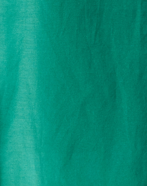 Kobi Halperin - Alea Field Green Cotton and Silk Blouse