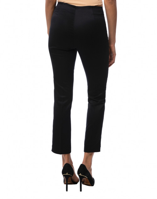 Peace of Cloth - Jerry Black Stretch Sateen Pant