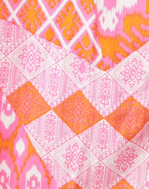 Walker & Wade - Kelsey Flamingo Pink Printed Dress